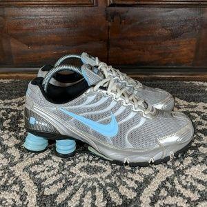 Nike Shox Turbo VI Silver